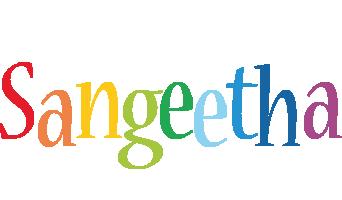 SANGEETHA NAME LOGO