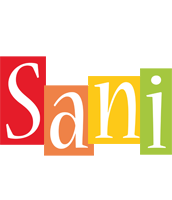Sani colors logo