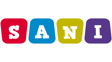 Sani daycare logo