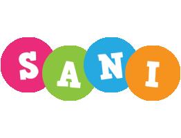 Sani friends logo