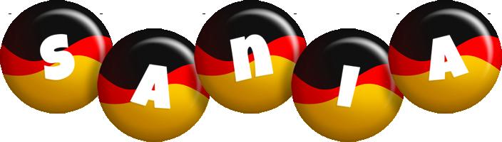 Sania german logo