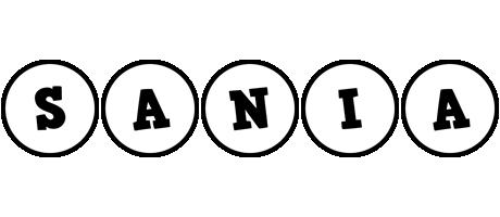 Sania handy logo