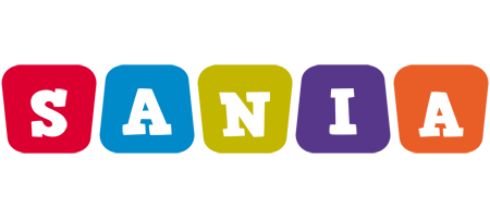Sania kiddo logo