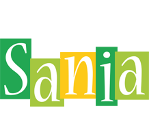 Sania lemonade logo