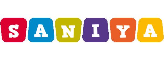 Saniya daycare logo