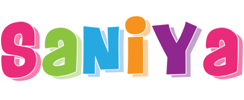 Saniya friday logo