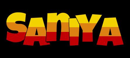 Saniya jungle logo