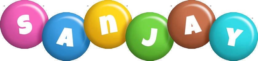Sanjay candy logo