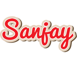 Sanjay chocolate logo