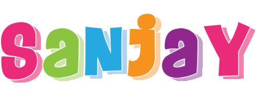 Sanjay friday logo