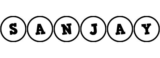 Sanjay handy logo