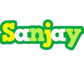 Sanjay soccer logo