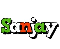 Sanjay venezia logo