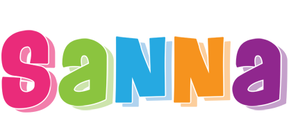 Sanna friday logo