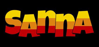 Sanna jungle logo