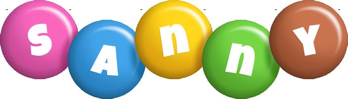 Sanny candy logo