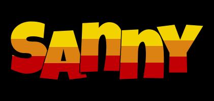 Sanny jungle logo