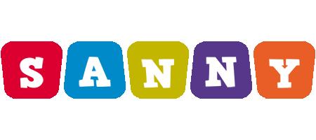 Sanny kiddo logo