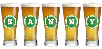 Sanny lager logo