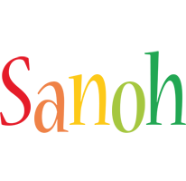 Sanoh birthday logo