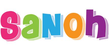 Sanoh friday logo
