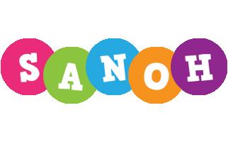 Sanoh friends logo