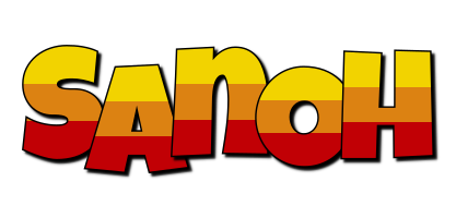 Sanoh jungle logo