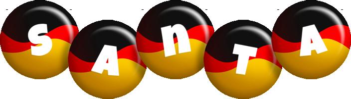 Santa german logo