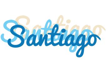 Santiago breeze logo