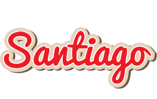 Santiago chocolate logo