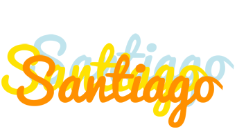 Santiago energy logo