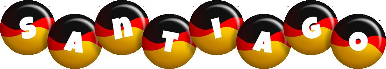 Santiago german logo