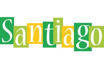 Santiago lemonade logo