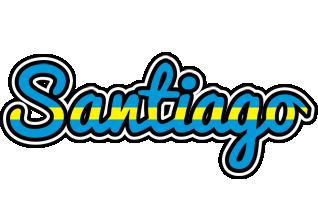 Santiago sweden logo