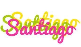 Santiago sweets logo