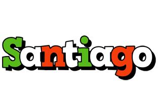 Santiago venezia logo