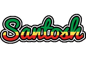 Santosh african logo