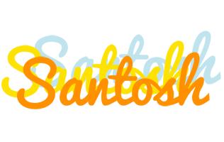 Santosh energy logo