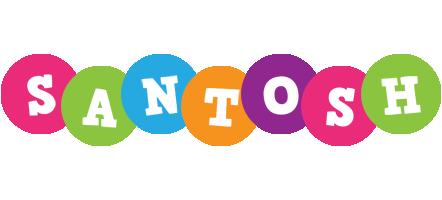 Santosh friends logo