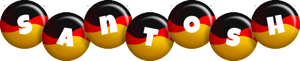 Santosh german logo
