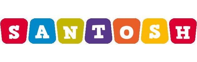 Santosh kiddo logo
