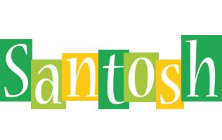 Santosh lemonade logo