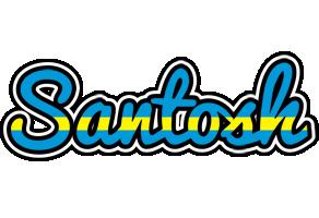 Santosh sweden logo
