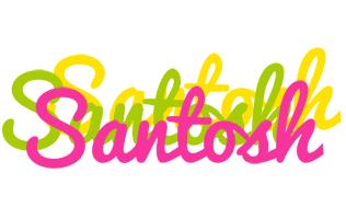 Santosh sweets logo