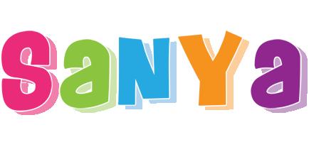 Sanya friday logo