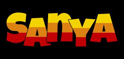 Sanya jungle logo