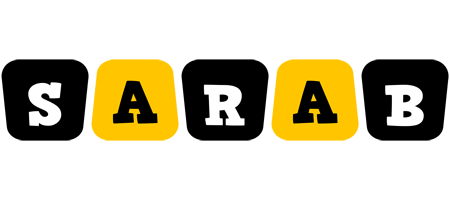 Sarab boots logo