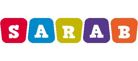 Sarab daycare logo