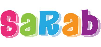Sarab friday logo