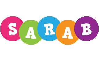 Sarab friends logo